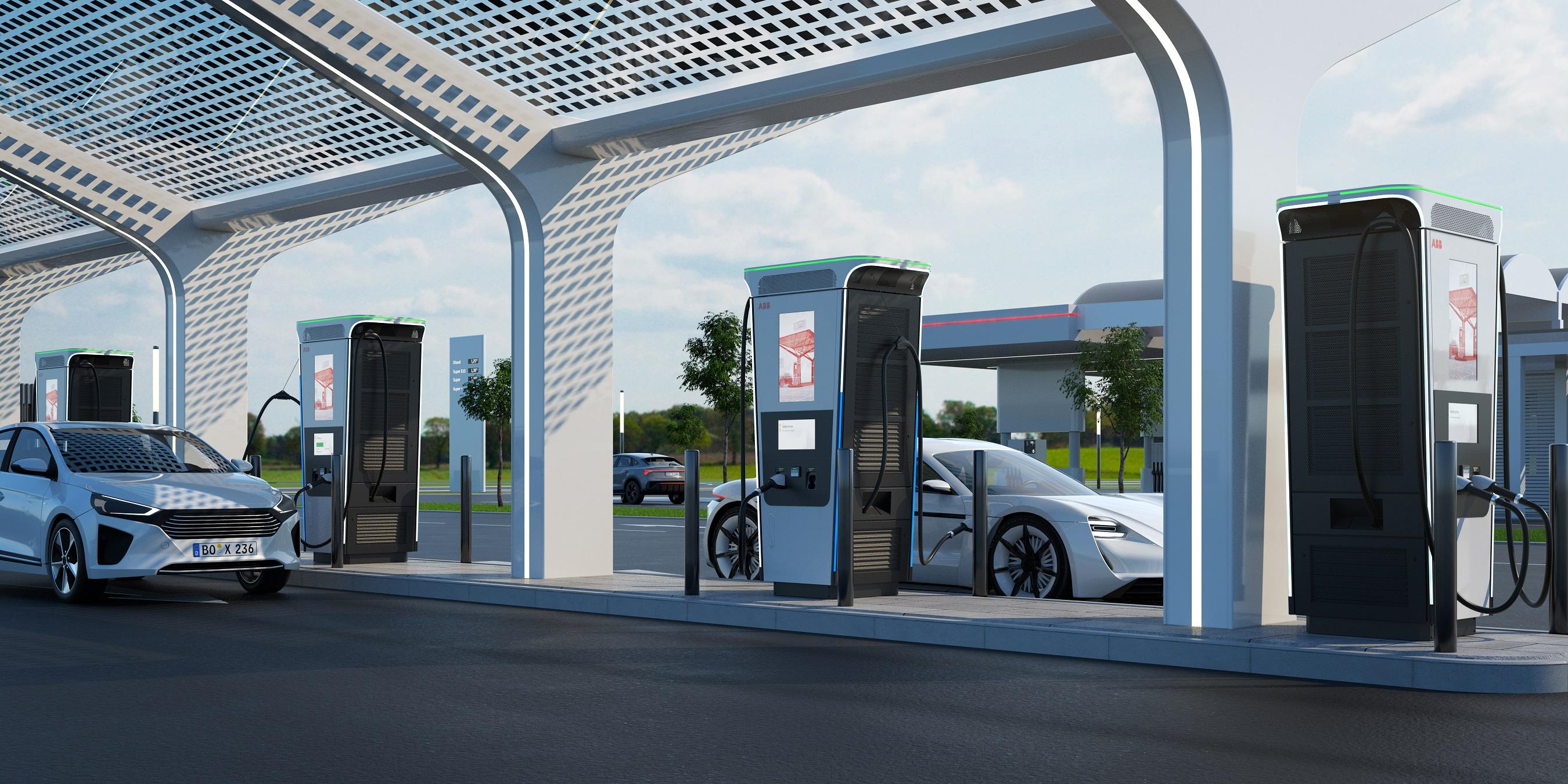 Az ABB piacra dobja a világ leggyorsabb elektromosjármű-töltő berendezését