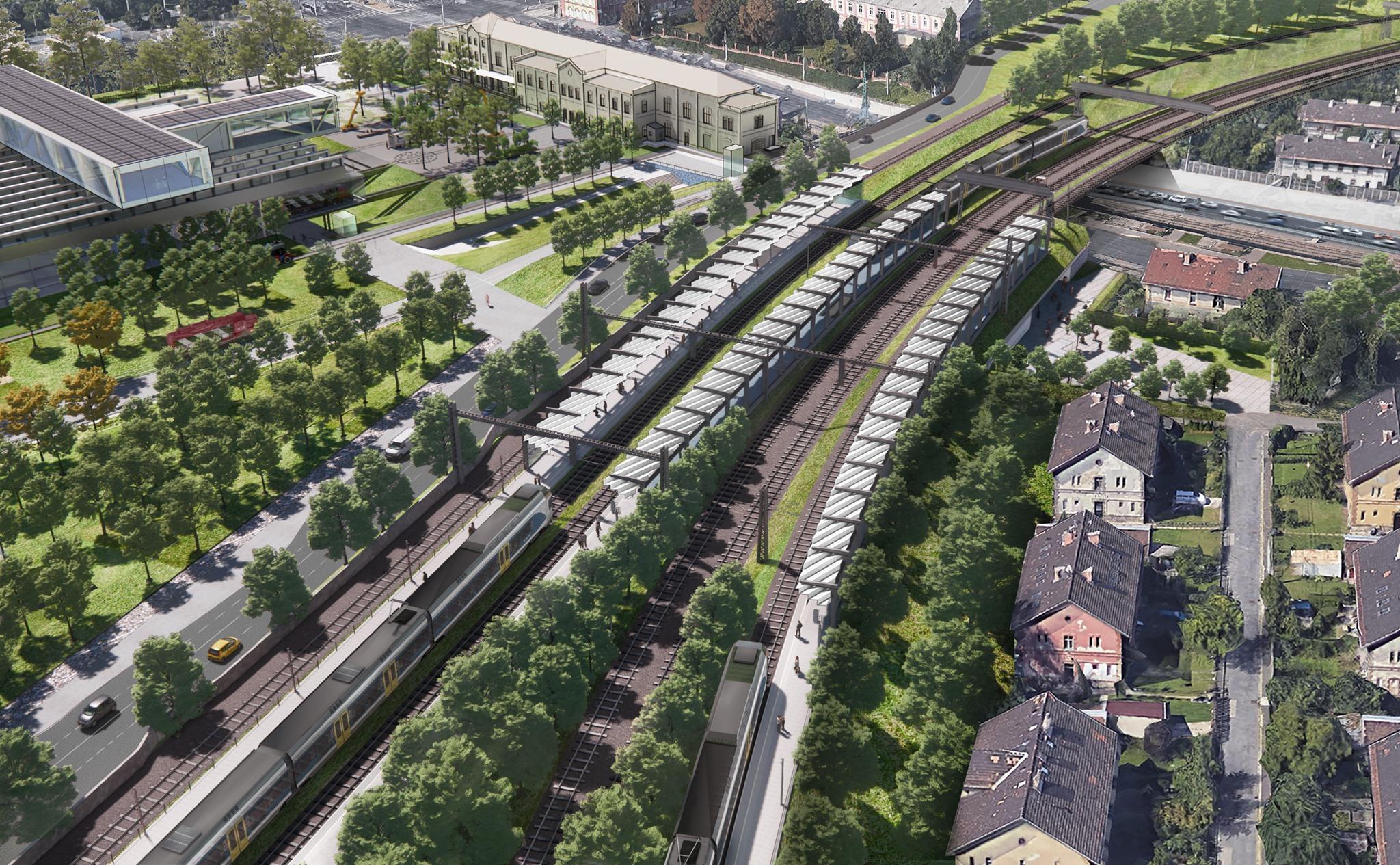 Megkapta az építési engedélyt az új vasúti megálló a leendő közlekedési múzeumnál