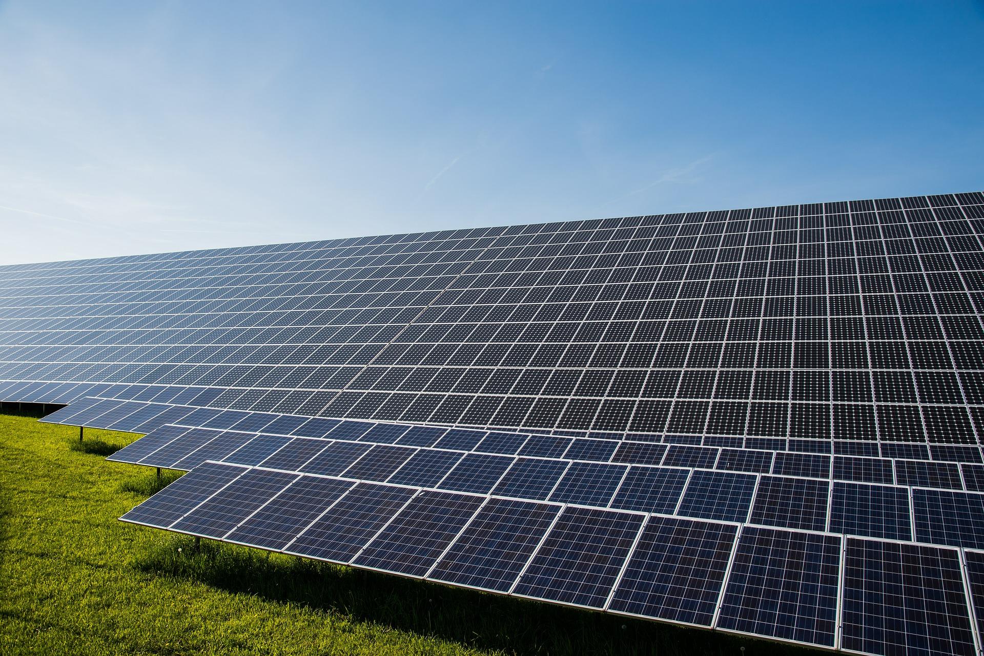 Jelentősen megnőtt tavaly a naperőművek termelése