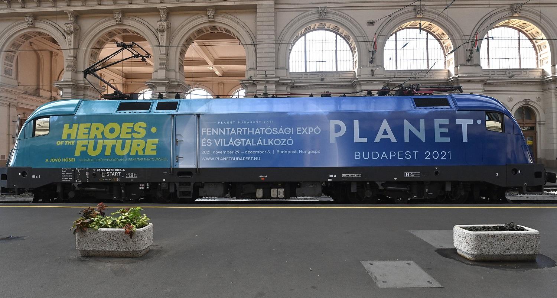 Joó István: Közép-Európa legnagyobb fenntarthatósági rendezvénye lesz a Planet Budapest 2021
