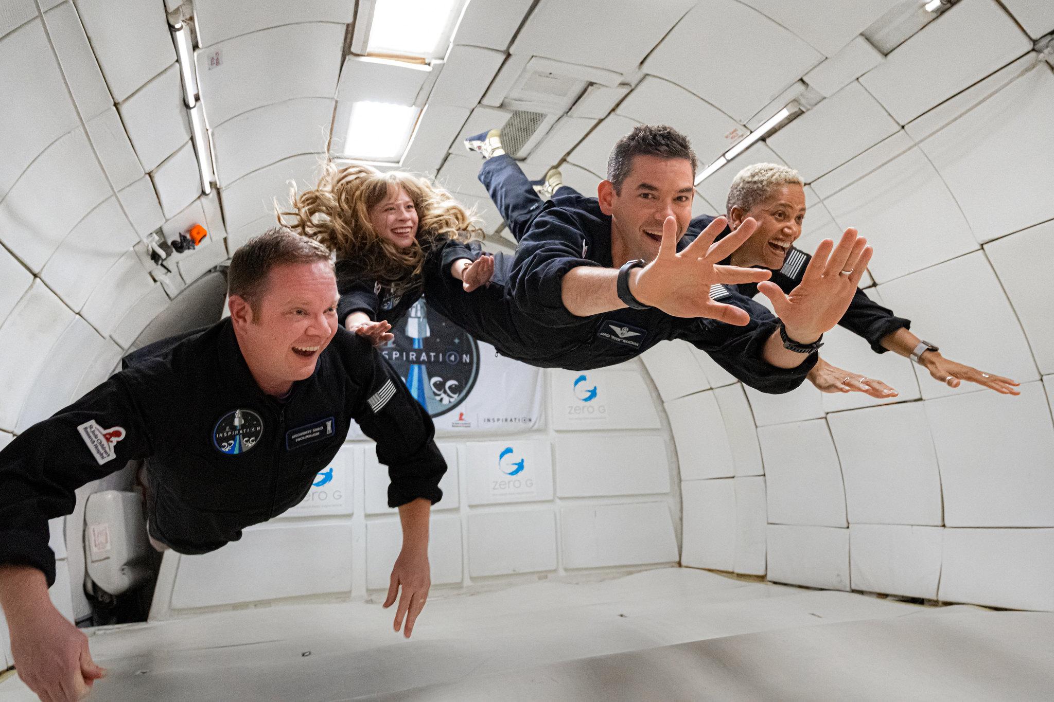 Civilként az űrben: jövő héten felszáll a SpaceX csapata