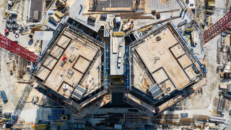 Augusztusban 10,2 százalékkal nőtt az építőipari termelés