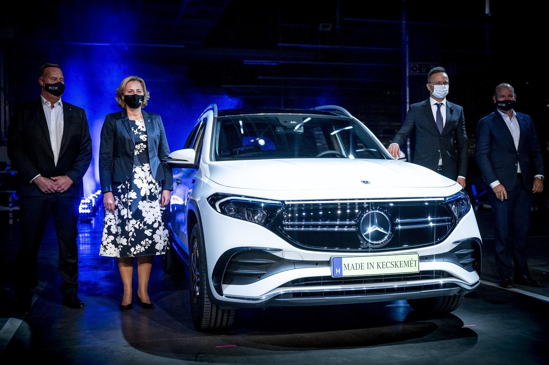 50 milliárd forintos beruházás keretében megkezdődik az első teljesen elektromos jármű magyarországi sorozatgyártása