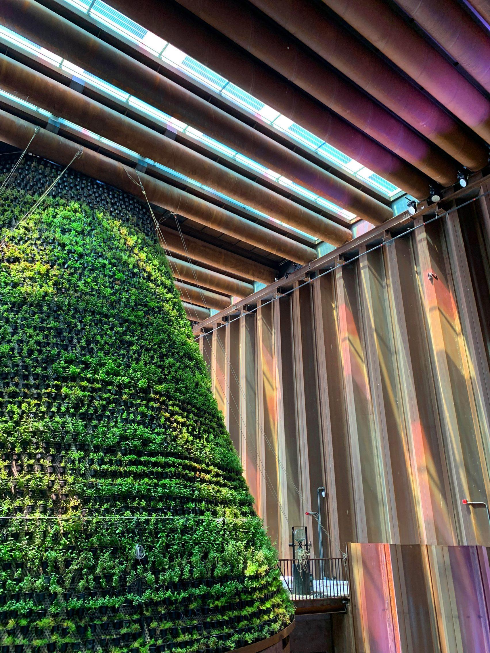 Színes napelemekkel kápráztat el a holland pavilon a Dubai Expon