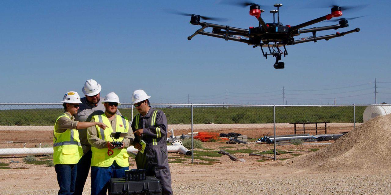 Alapjaiban újítja meg a gazdaságot a dróntechnológia