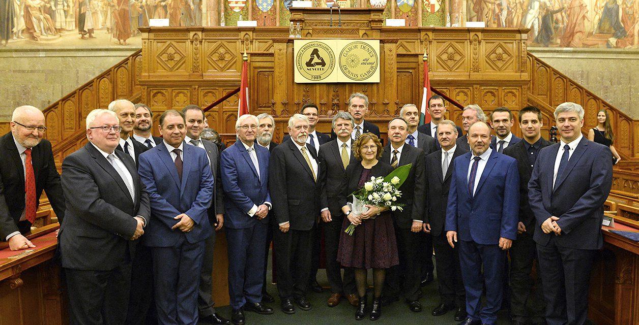 Átadták a 2019-es Gábor Dénes-díjakat
