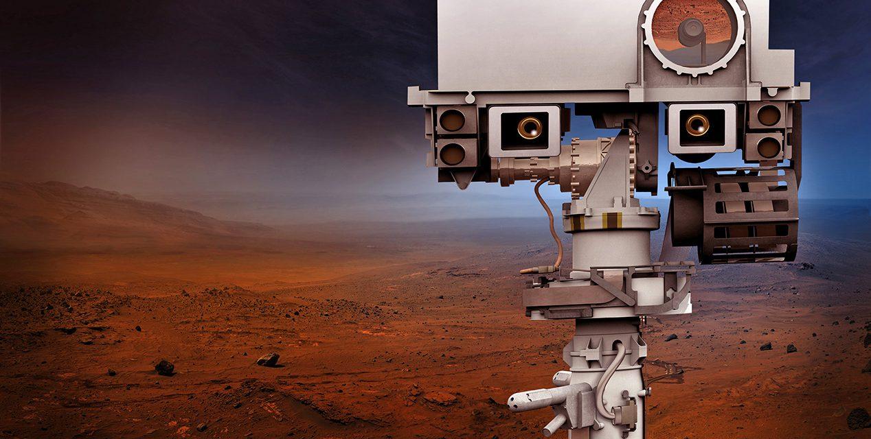 Teljesítette futópróbáját a NASA marsjárója