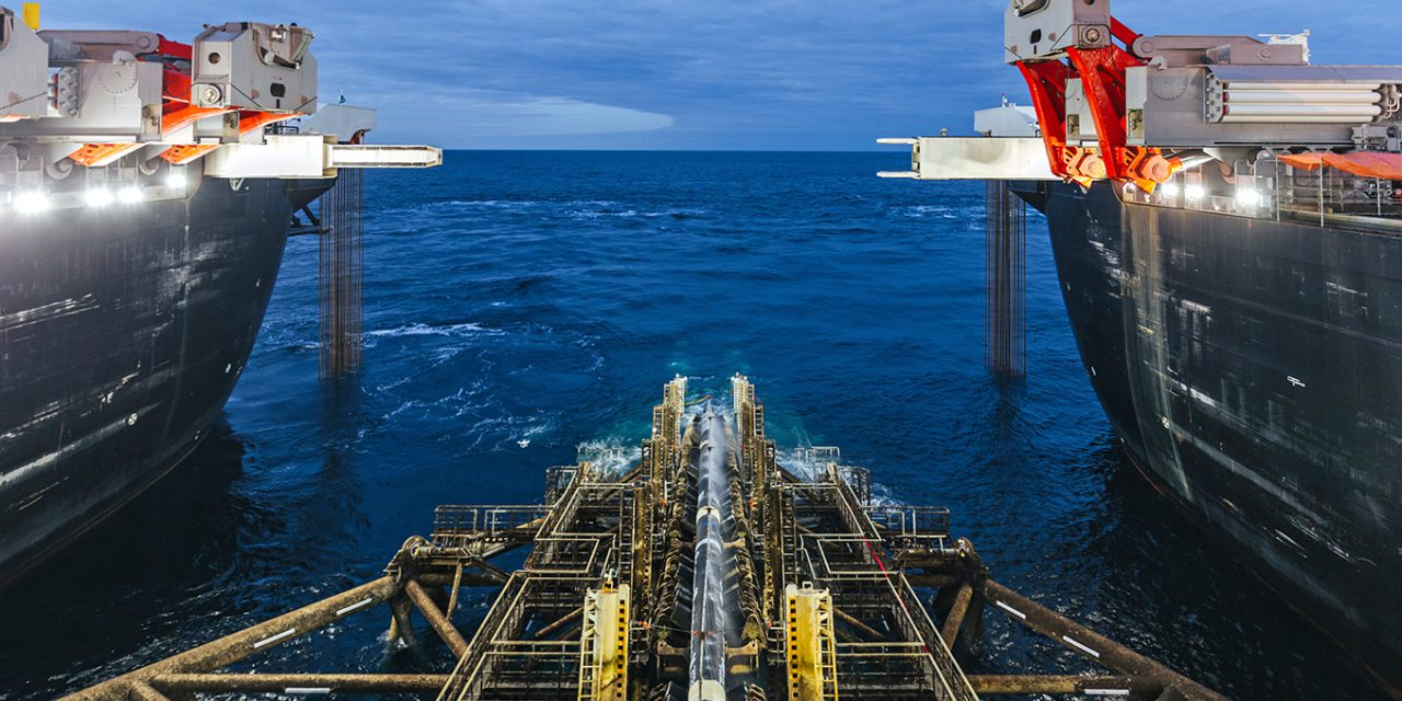 Felavatták a Török Áramlat gázvezeték fekete-tengeri szakaszát