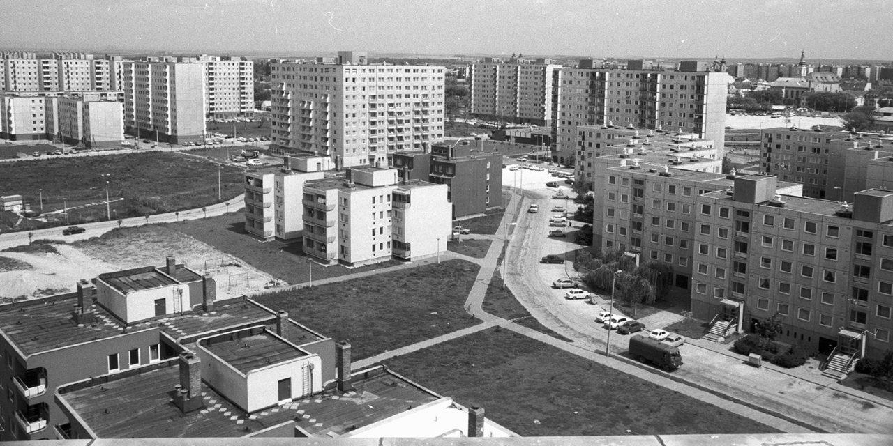 Panel és lakótelep: összetartozó fogalmak?