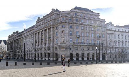 Elkészült a Szabad György irodaház