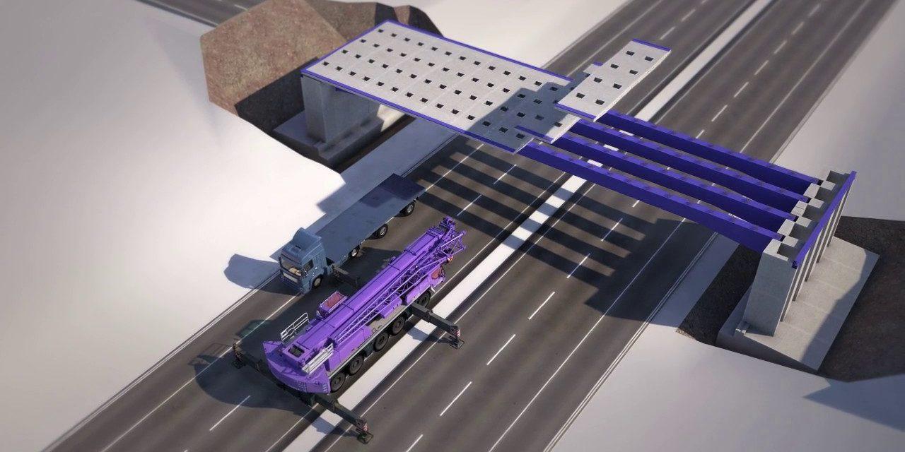 Ragasztásos megoldások a hídépítésben