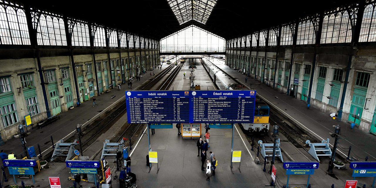 Kezdődik a Nyugati-pályaudvar felújítása
