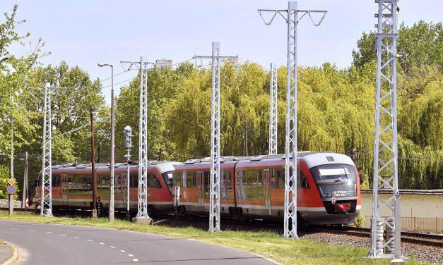 50 hibrid villamos motorvonat beszerzésére indított közbeszerzési eljárást a MÁV