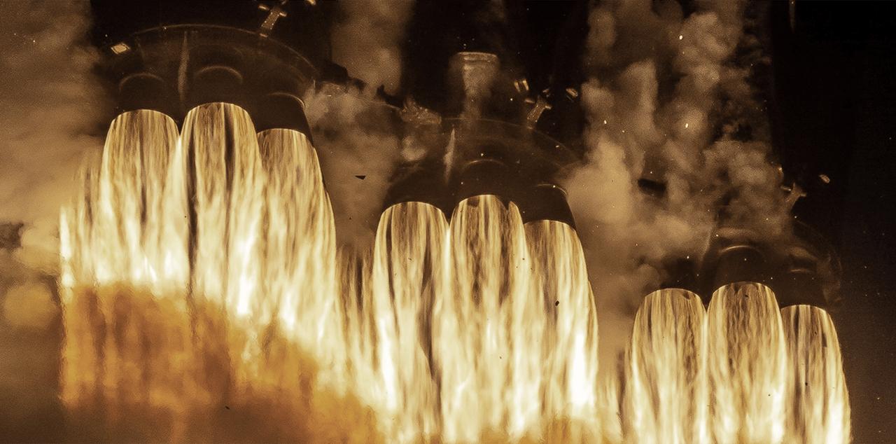 Sikeresen startolt a NASA és a SpaceX űrexpedíciója
