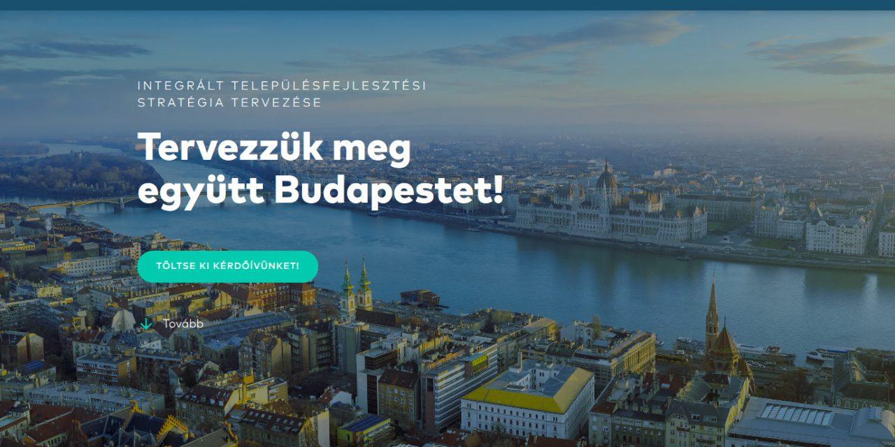 Közösségi tervezést segítő honlapot indított a főváros