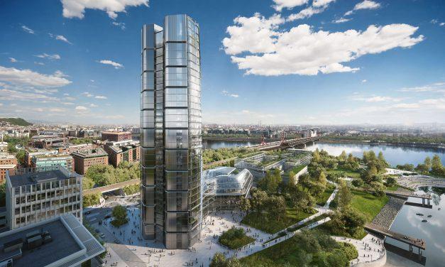 Ütemterv szerint épül a MOL-csoport új székháza