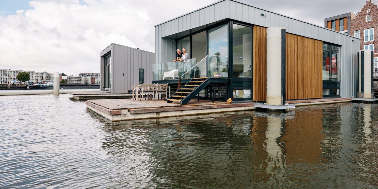 Moduláris, folyami vizeken hasznosítható beton úszómű-rendszert fejlesztettek Dunaújvárosban