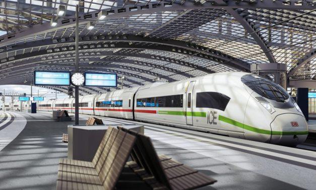 A DB egymilliárd eurót költ új ICE motorvonatokra