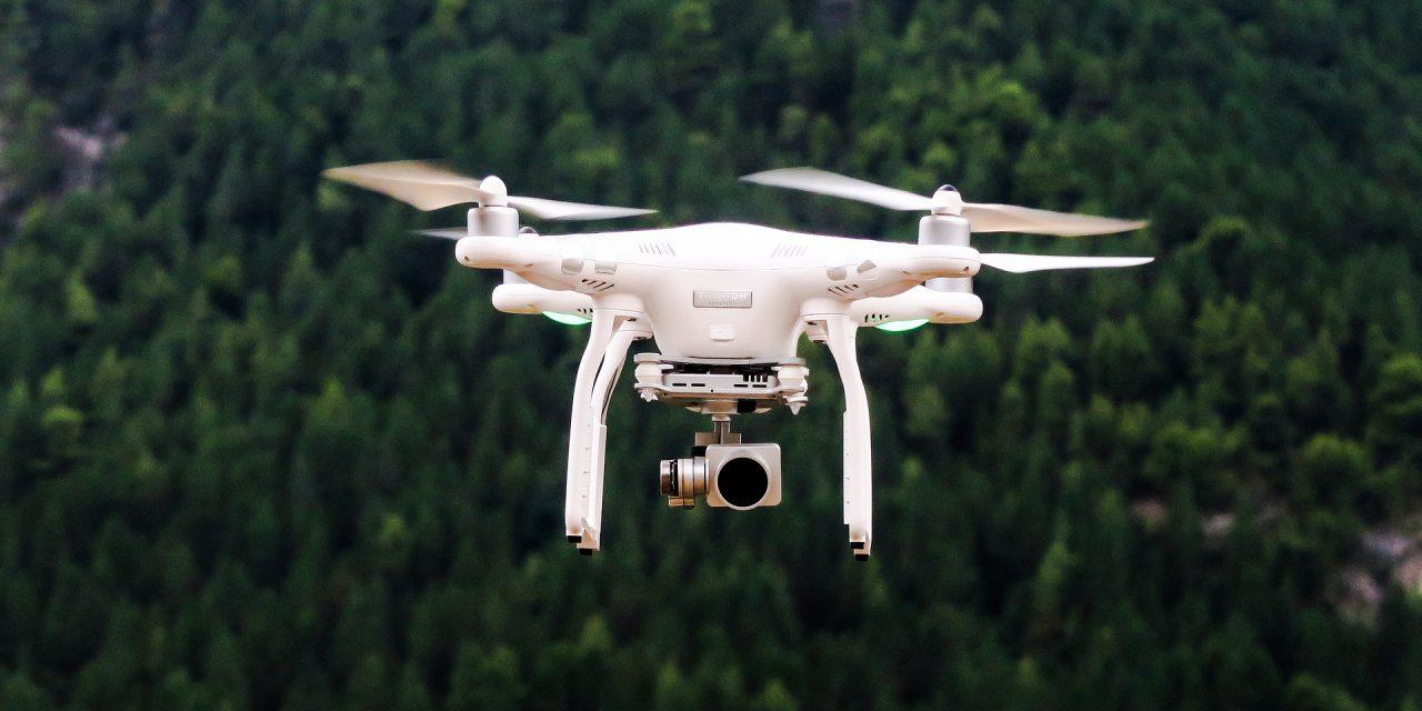 Drónok a mérnöki munkákban