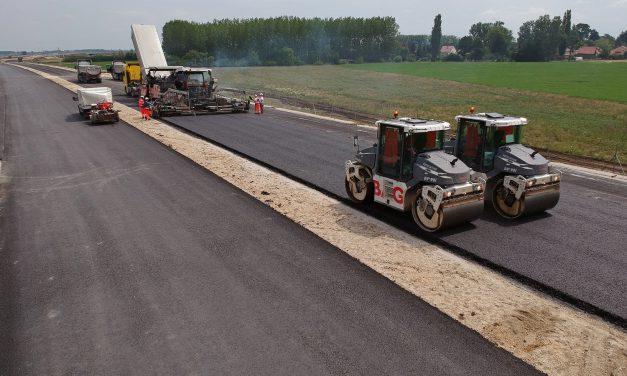 Készülnek az M76-os gyorsforgalmi út Zalaegerszeg-Körmend közötti szakaszának tervei