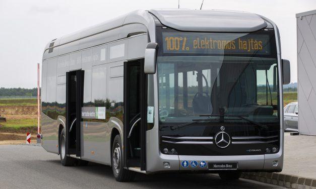Indul a Zöld Busz Program – 10 év alatt lecserélhető a városi buszállomány fele