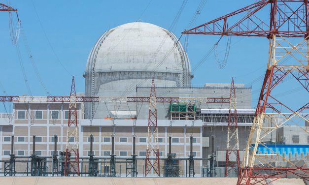 Elkészült a Közel-Kelet első atomerőműve