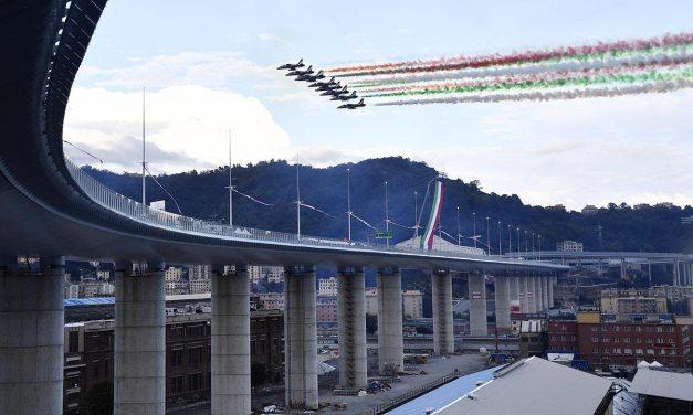 Felavatták a genovai Szent György hidat