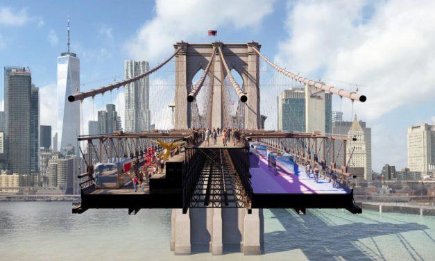 A Brooklyn-híd újragondolása