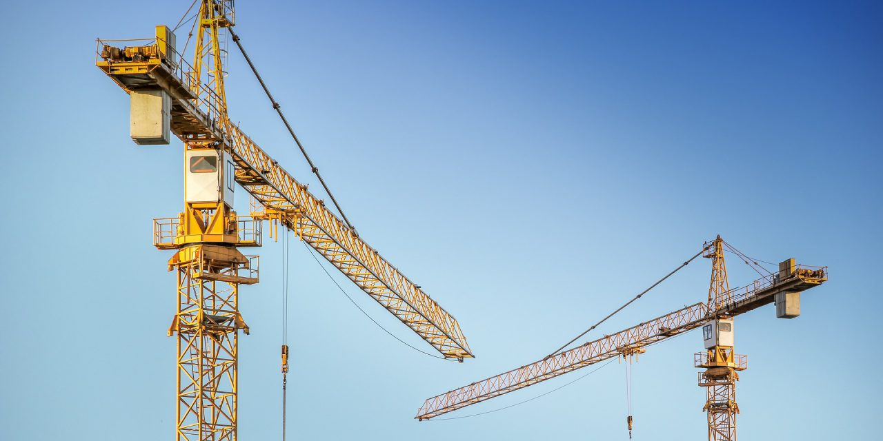 Az építőipart áttételesen sújtja a vírusválság