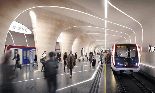 A Zaha Hadid Architects bemutatta moszkvai metróterveit