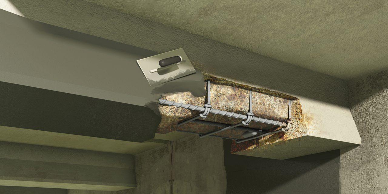 Új MonoTop® csökkentett ökológiai lábnyomú betonjavító habarcs rendszer a Sikától