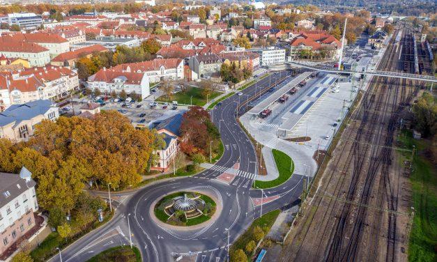 Közlekedési központ épült Kaposváron