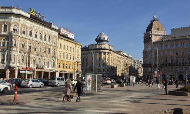 Megjelent a Blaha Lujza tér felújításáról szóló közbeszerzési eljárás ajánlati felhívása