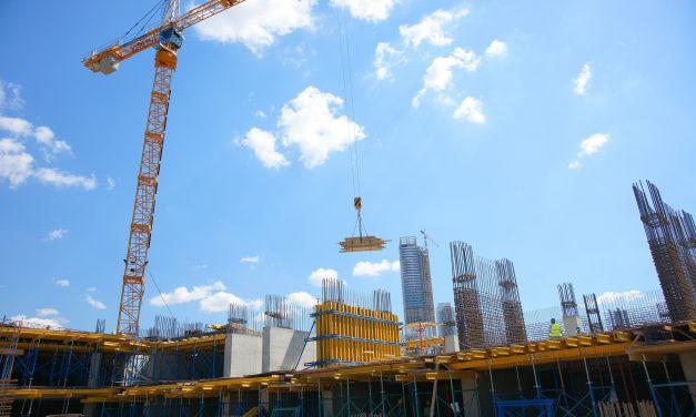 Csökkent az építőipari termelés az EU-ban és az euróövezetben decemberben