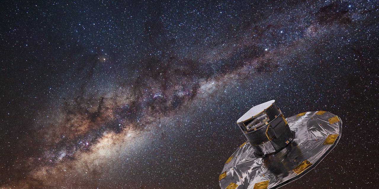 Már 1,8 milliárd csillagot térképezett fel a Gaia űrtávcső
