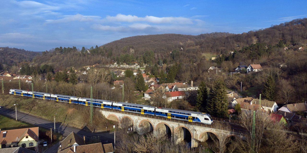 Teljes gőzzel zajlanak a vasúti fejlesztések