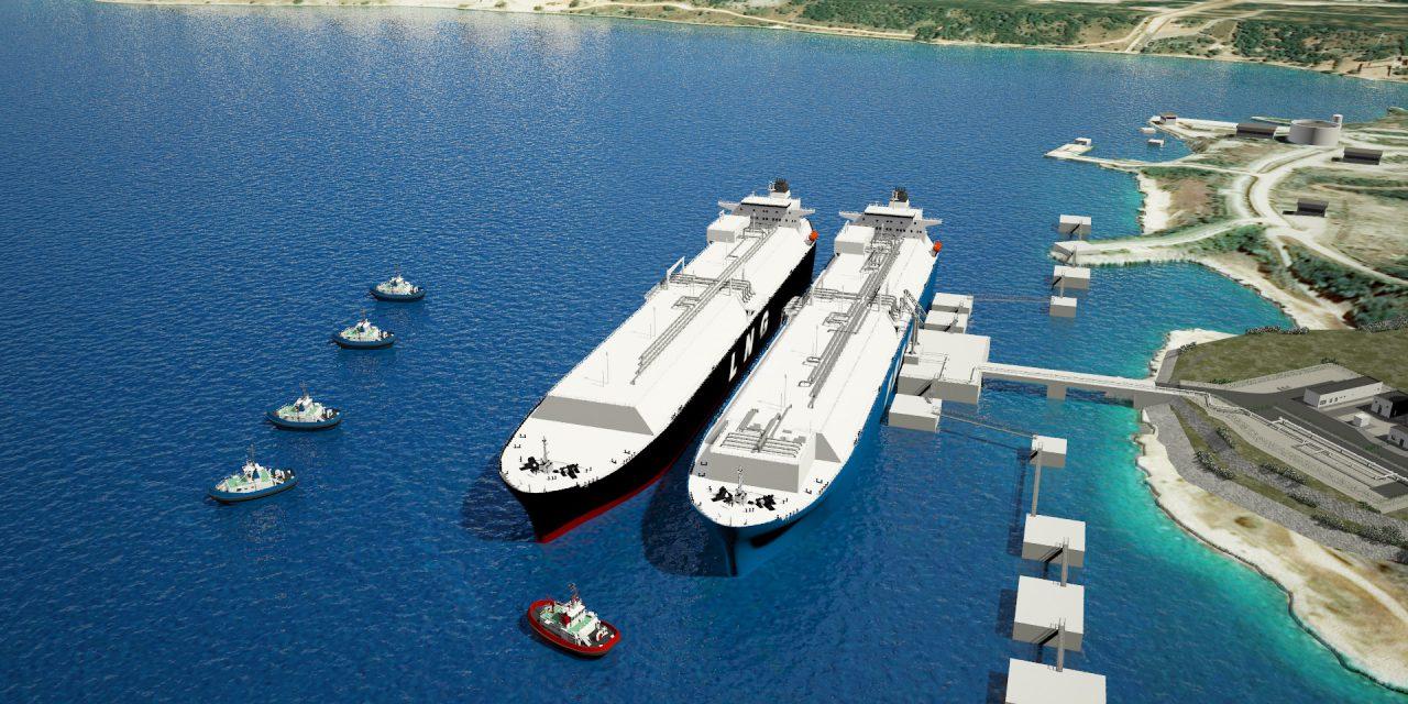 Megkezdte kereskedelmi termelését a krki LNG-terminal
