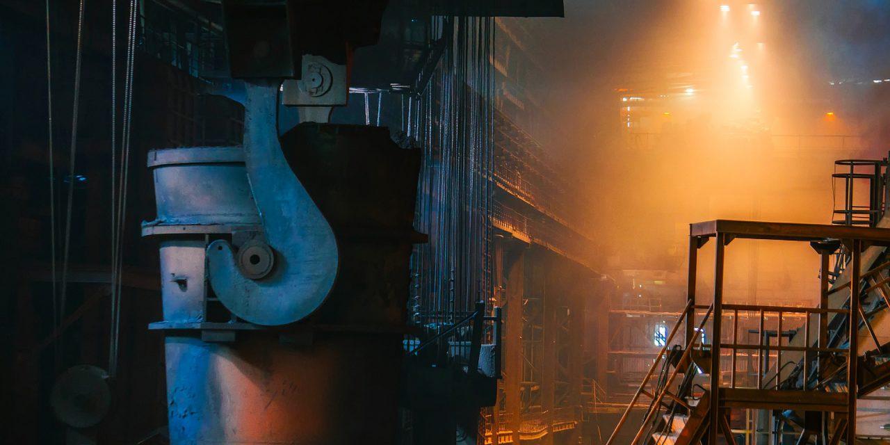 Csökkent a világ acéltermelése