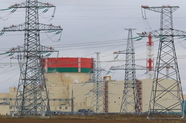 A belorusz atomerőmű első blokkja a próbaüzem során elérte a 100 százalékos teljesítményszintet