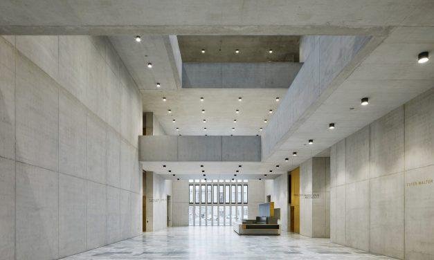 A David Chipperfield tervezésében bővül a Kunsthaus Zürich