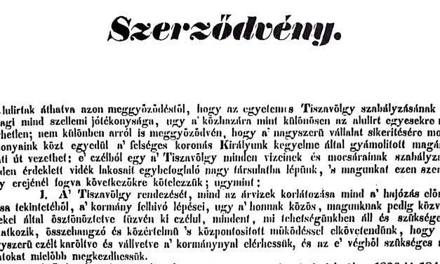 """Gondolatok a """"Tiszavölgyi Társulat"""" 175. születésnapján"""