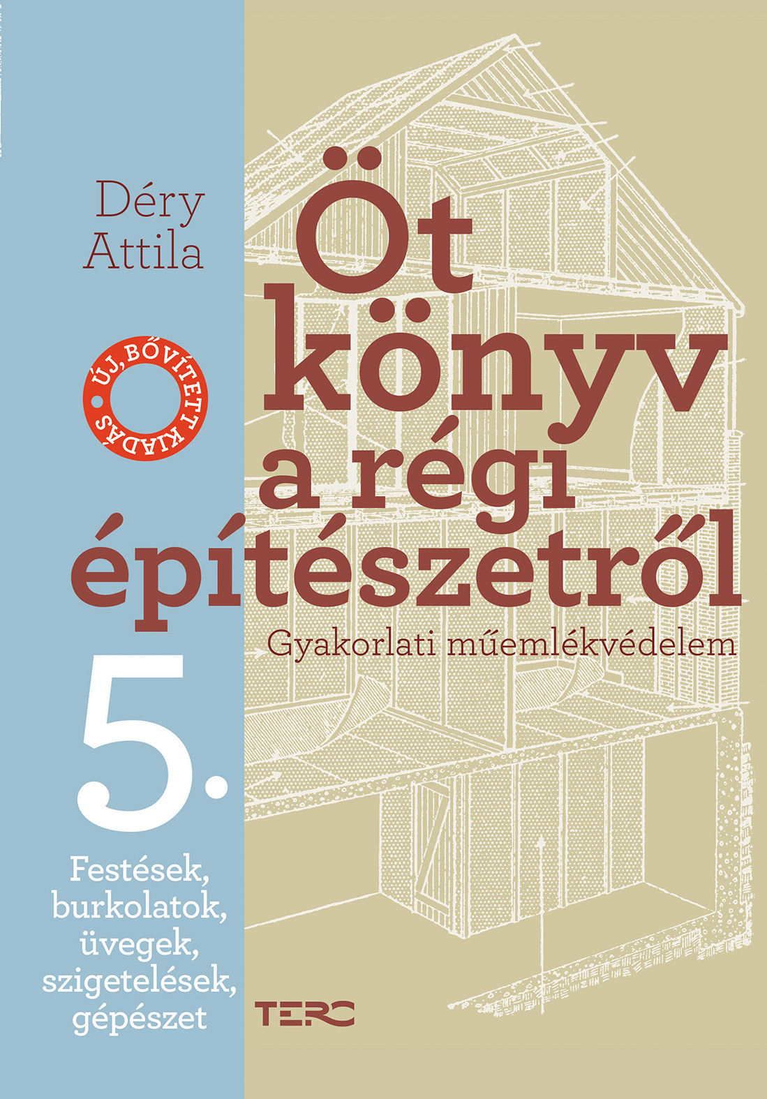 Öt könyv  a régi építészetről