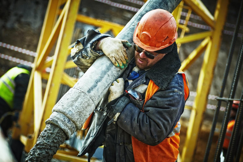 Egy év alatt 11, az előző hónaphoz képest 7,4 százalékkal emelkedett az építőipari termelés volumene januárban