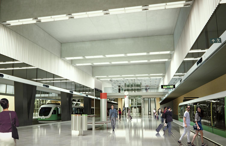4,6 milliárd biztosítanak a 2-es metró és a gödöllői HÉV összekötésének kiviteli terveire