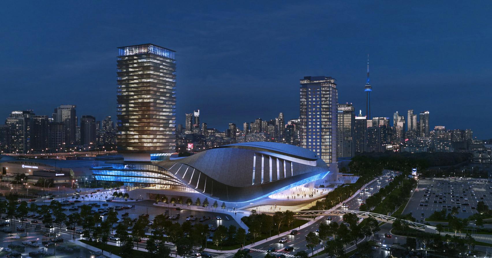 E-sport stadion épül Torontóban