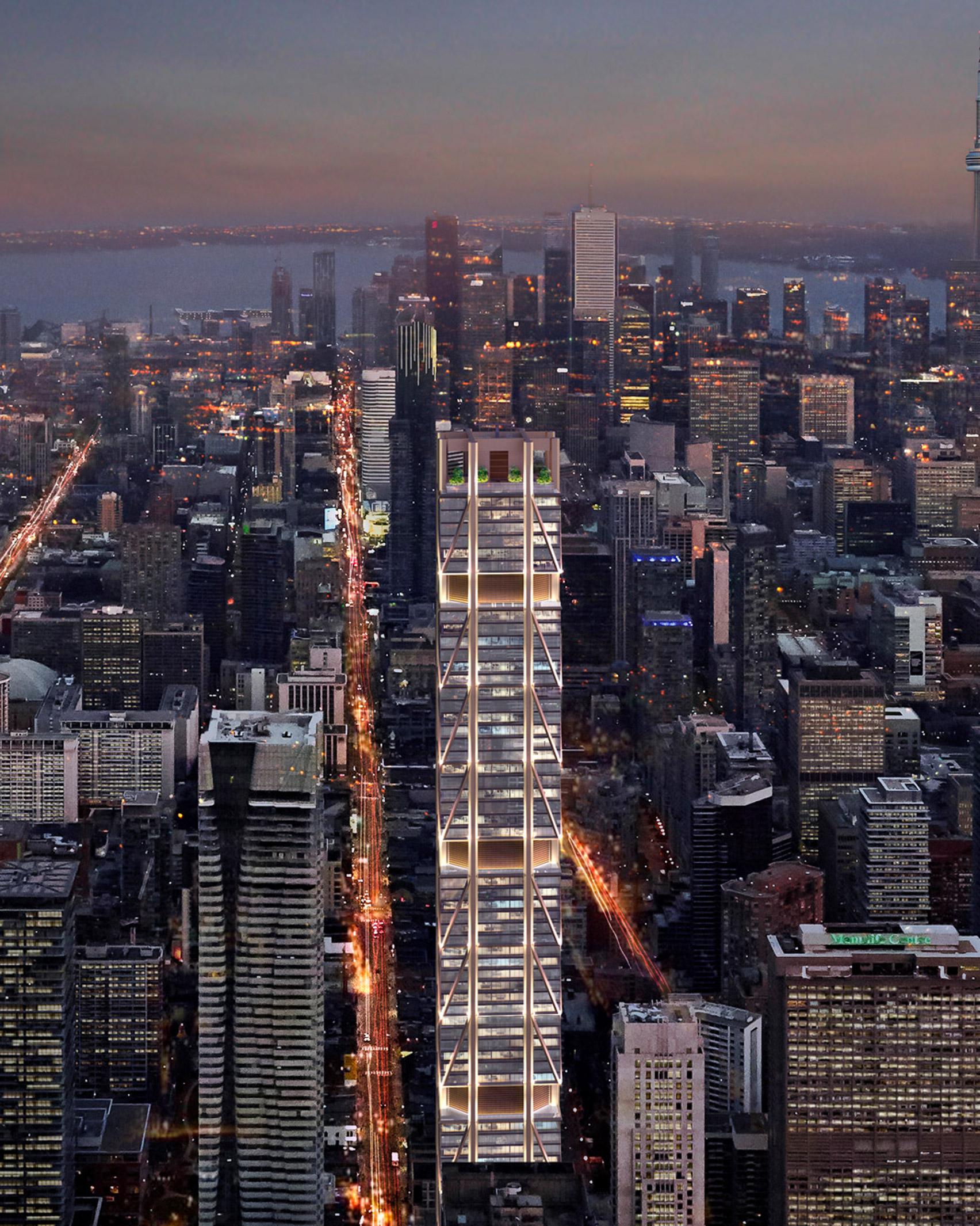 Tíz, hamarosan megépülő szuper felhőkarcoló a világ legismertebb építészeitől