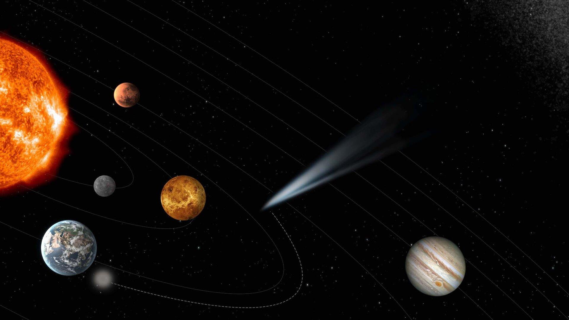 Magyar közreműködéssel készül az üstökösvadász űrszonda, a Comet Interceptor