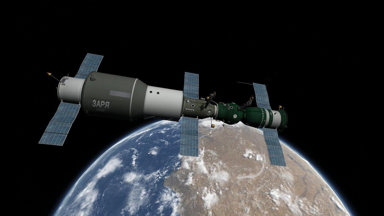 50 éve lőtték fel a világ első űrállomását