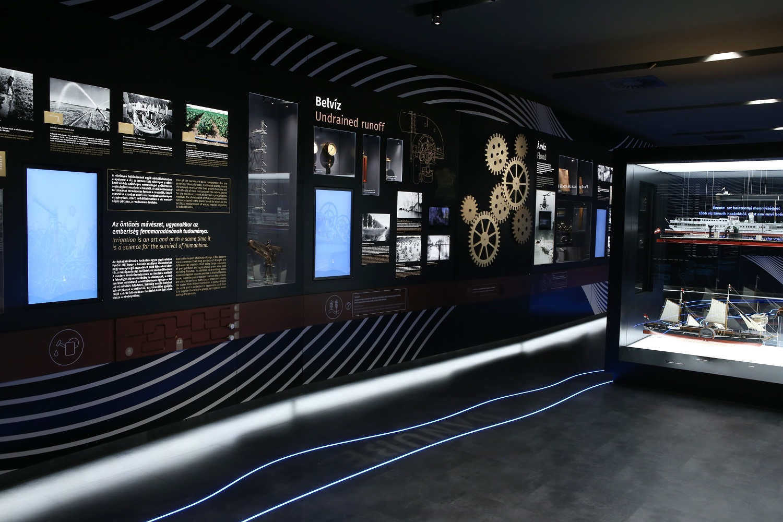 Nemzetközi elismerésben részesült a Duna Múzeum
