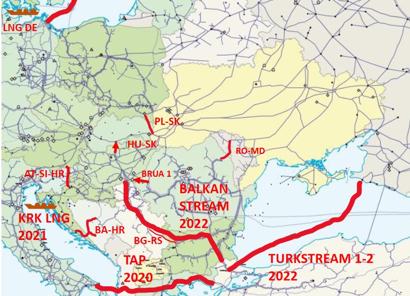 A következő időszak kihívása az energetikai rendszer fenntarthatóságának biztosítása lesz